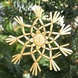 Els ornaments fets de palla o plàstic són realment espectaculars. Font: Lithuanian Music Hall Association