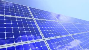 Panell solar energia